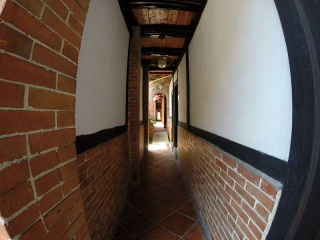 Les couloirs sont parfois étroits