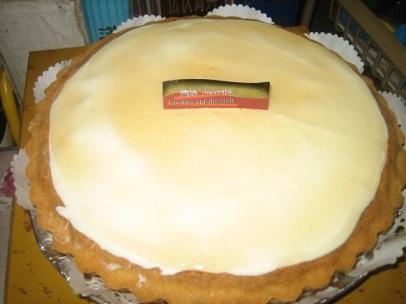 Tarte-gâteau de Noël à RTI